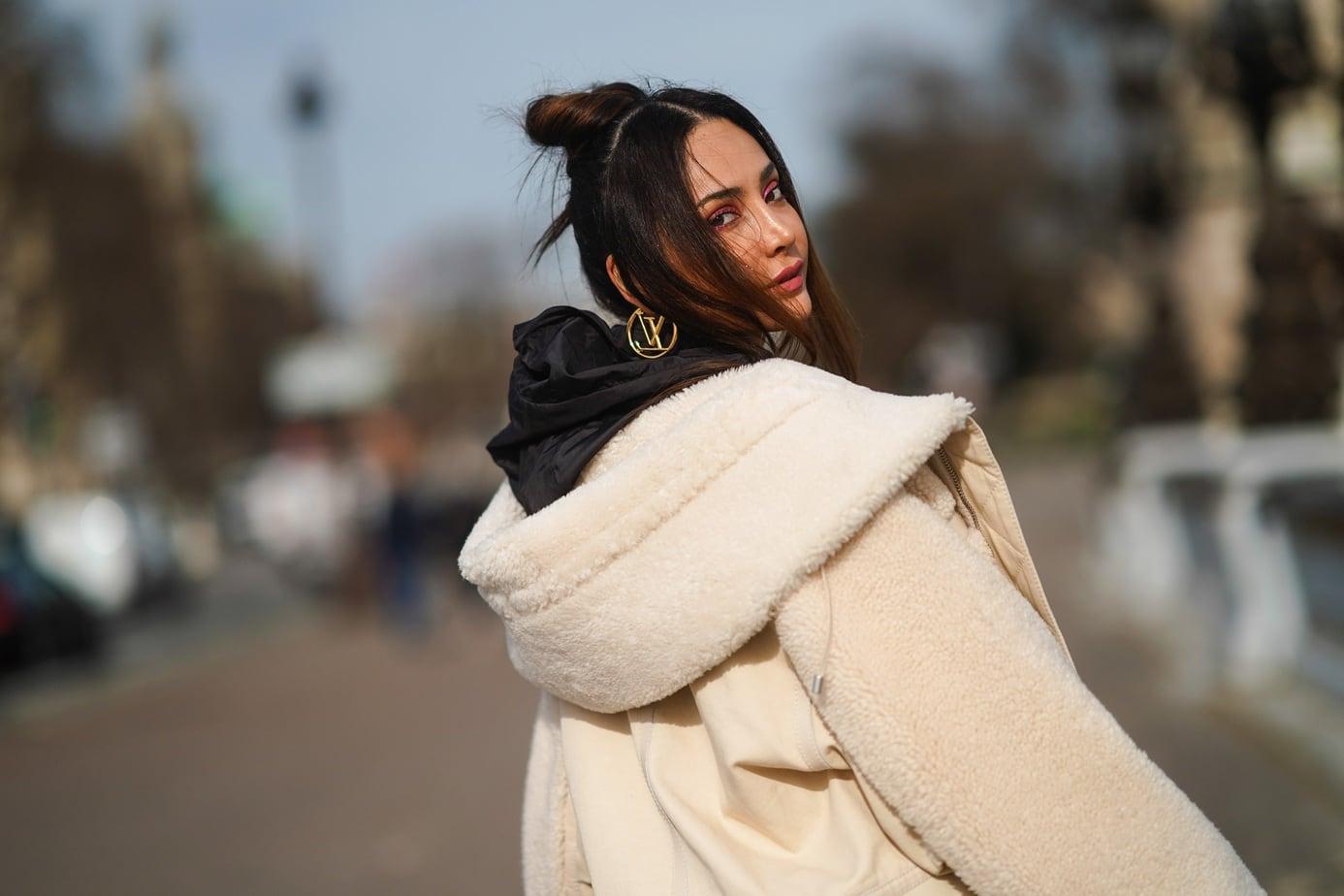 Fashion Photo Session In Paris – February 2021