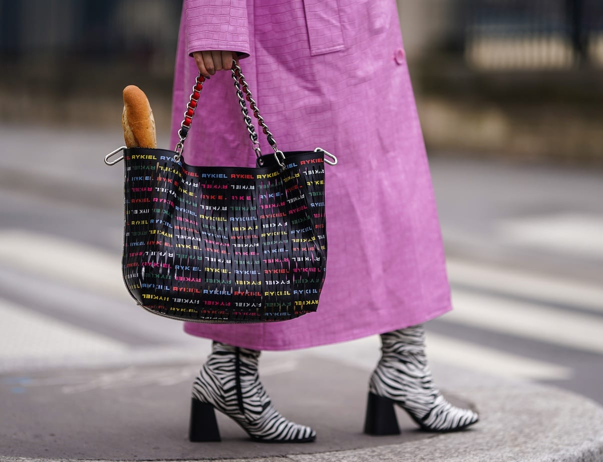 Fashion Photo Session In Paris – March 2021