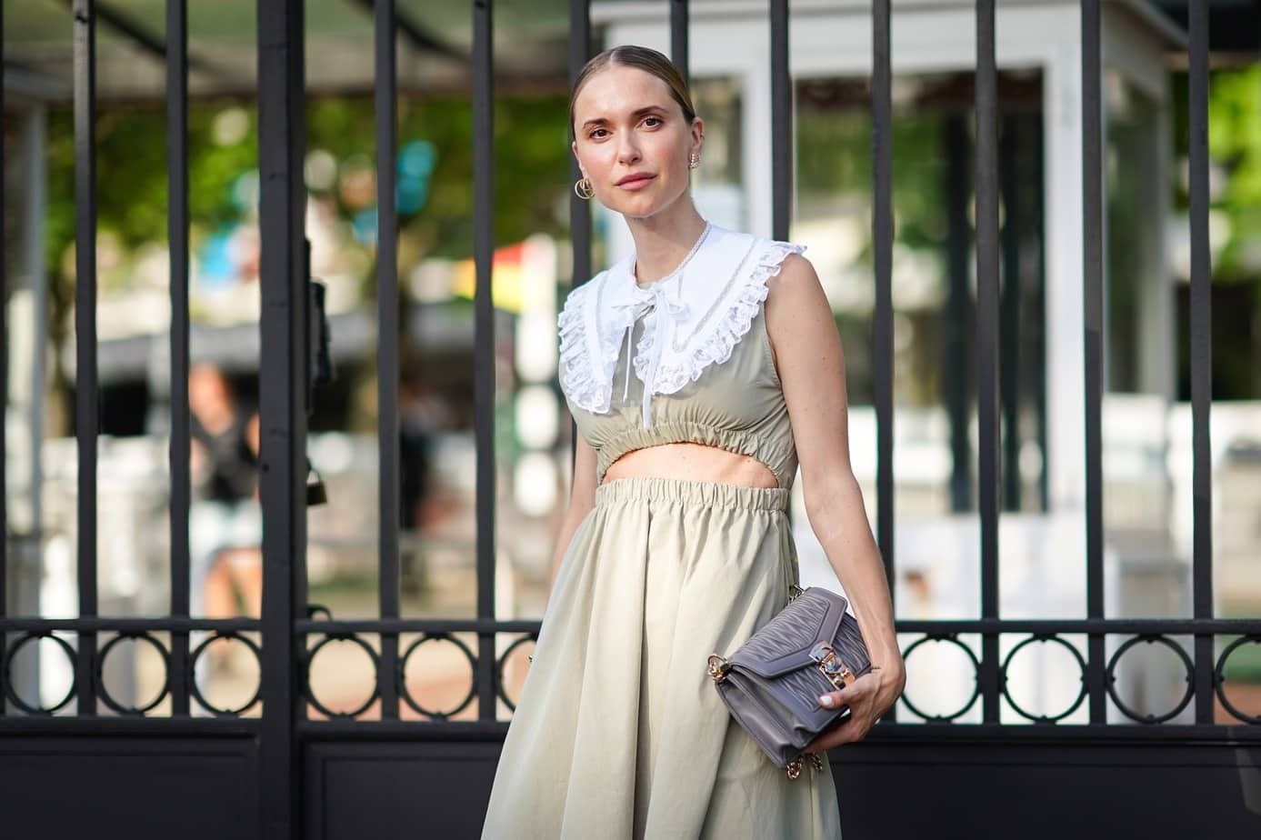 Street Style In Paris – June 2019