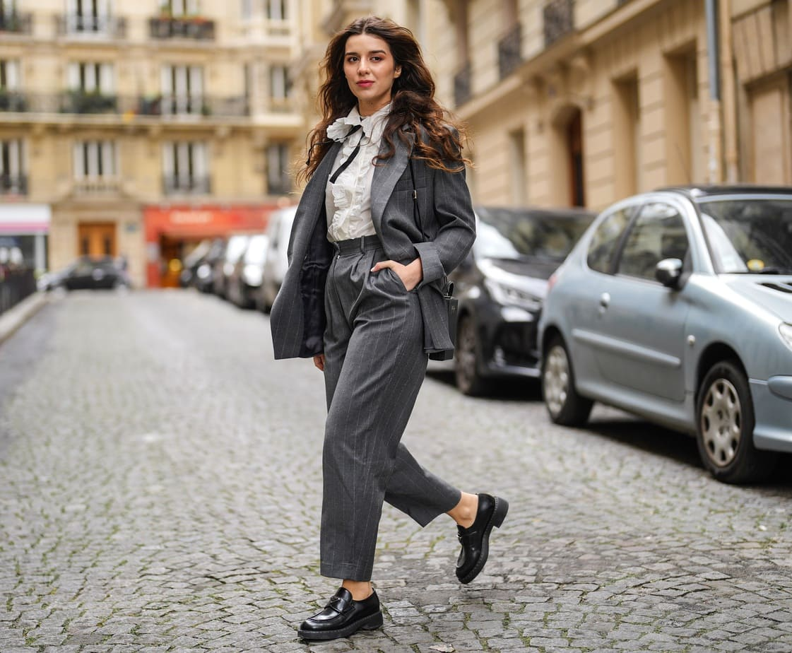 Fashion Photo Session In Paris – May 2021